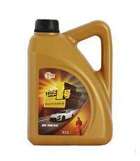 中华1号 纯合成汽油机油 0W/40 SN
