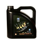 奥吉星(OGISTAR)合磁 SN 0W-40 纯全合成润滑油 PAO+酯类 汽车发动机油 4L