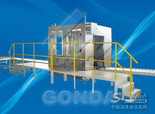GN-ZD-200L双头大桶称重
