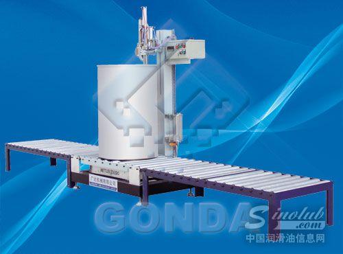 GN-D300单头称重灌装线