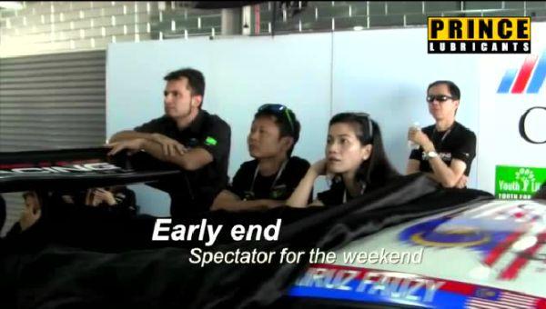 PRINCE彼凌驰泰国赛事视频集——速度与激情