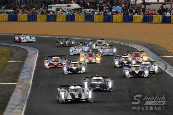 勒芒24小时耐力赛结束 中国车队遗憾退赛