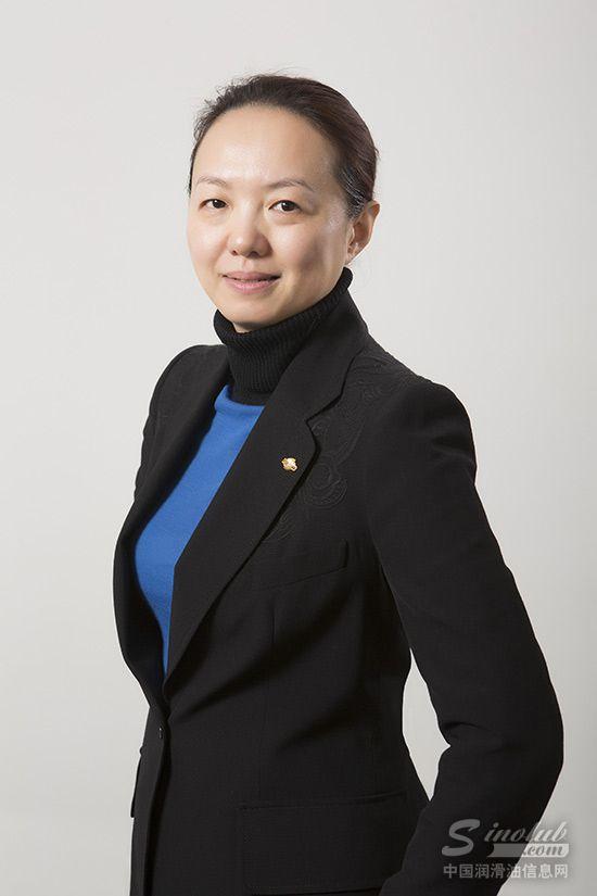 福斯车油零售副总裁高雪梅