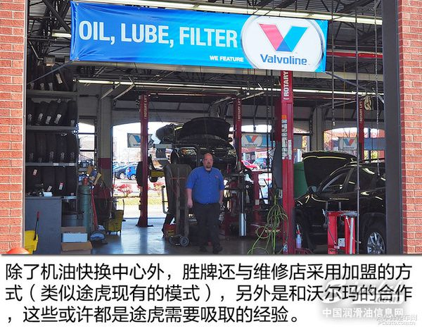 双管齐下 一家老牌机油企业在国内的磐涅