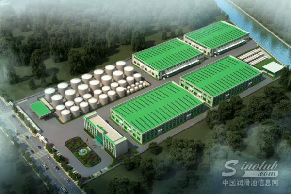 安美新生产基地落户东莞立沙岛,打造全国首屈一指润滑油调配基地