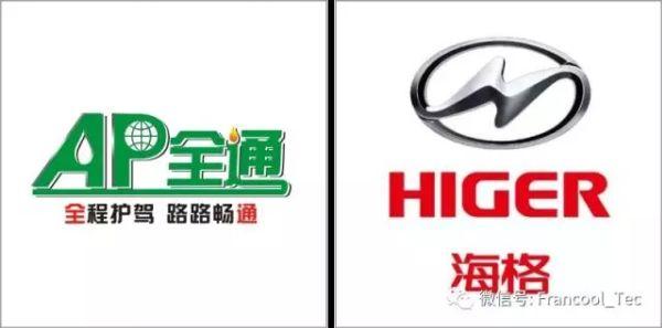 海格汽车logo矢量图