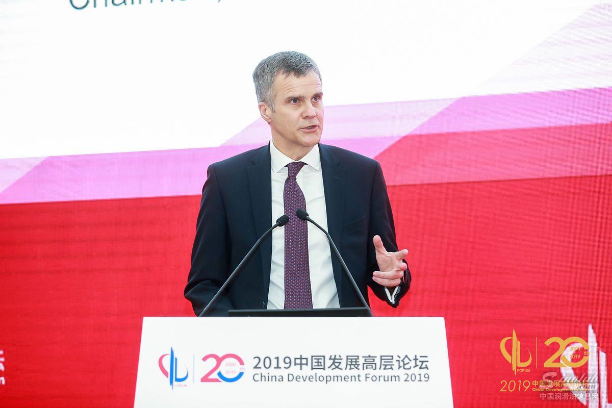 BP集团龙海歌:未来5年内 在中国新增1000座加油站