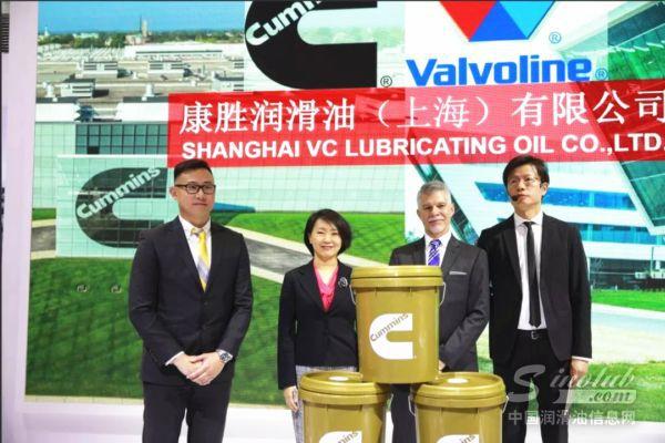 干货满满!康胜润滑油总经理费宇东上海车展畅谈行业热点话题