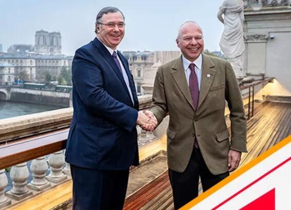 道达尔正式签署1亿欧元捐款协议,支持巴黎圣母院重建!