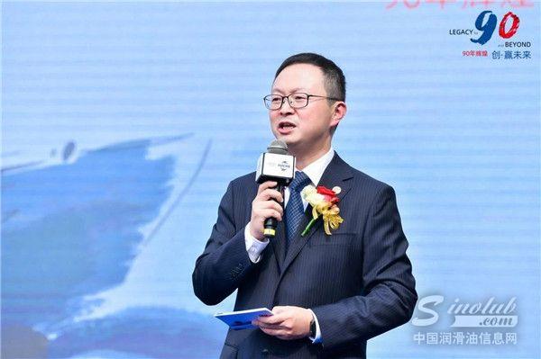 福斯中国人力资源副总裁唐力先生