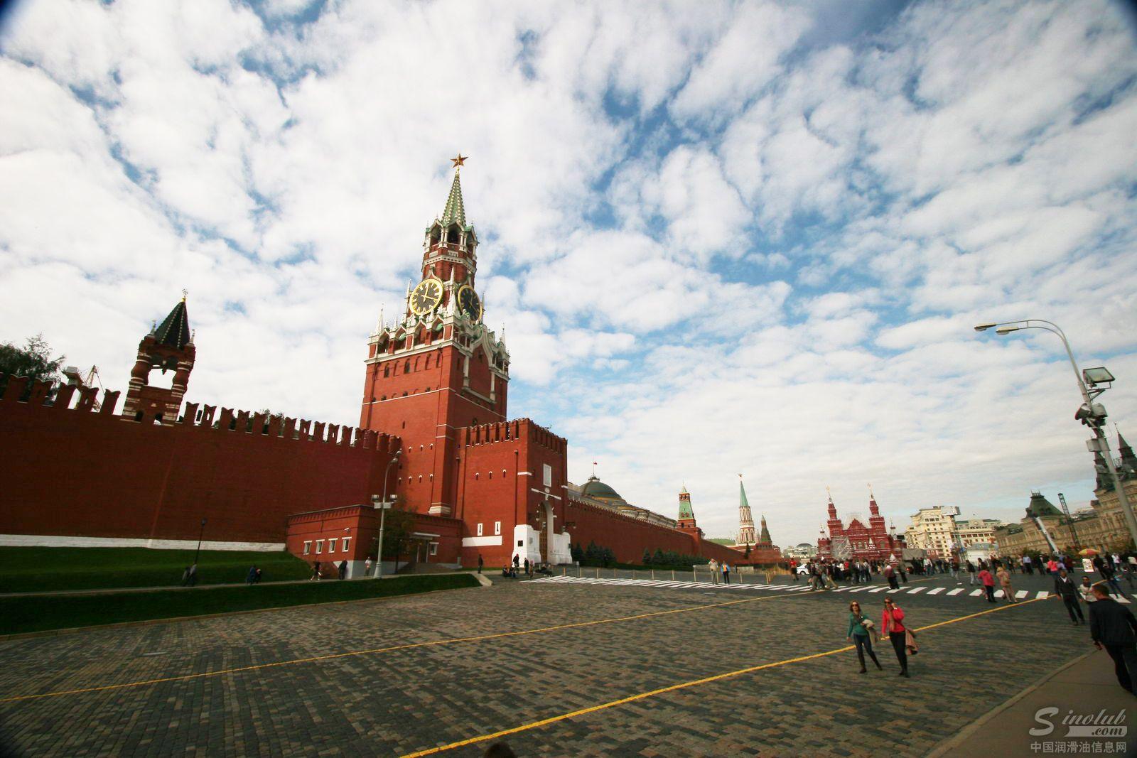 瓦尔基里/克里姆林宫,莫斯科的中南海;该广场就是红场,莫斯科军队阅兵...