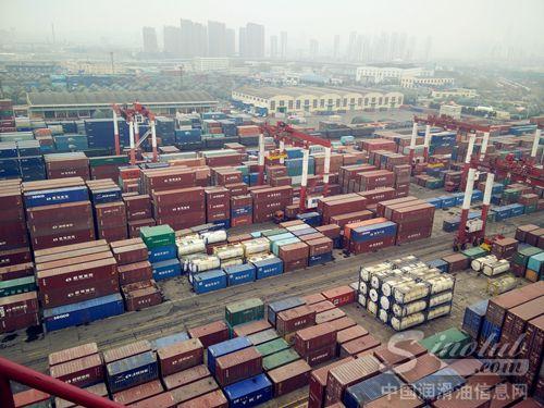 康普顿与青岛港国际股份有限公司达成合作